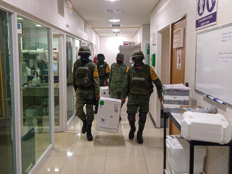 Colima alcanza las 1300 muertes Covid-19; llegan 11 mil vacunas