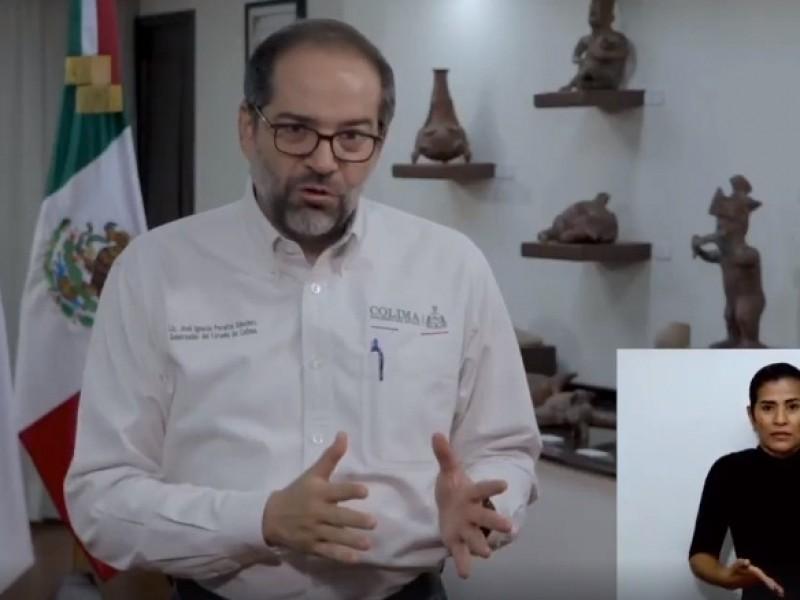 Colima cierra centros turísticos y playas anuncia el gobernador