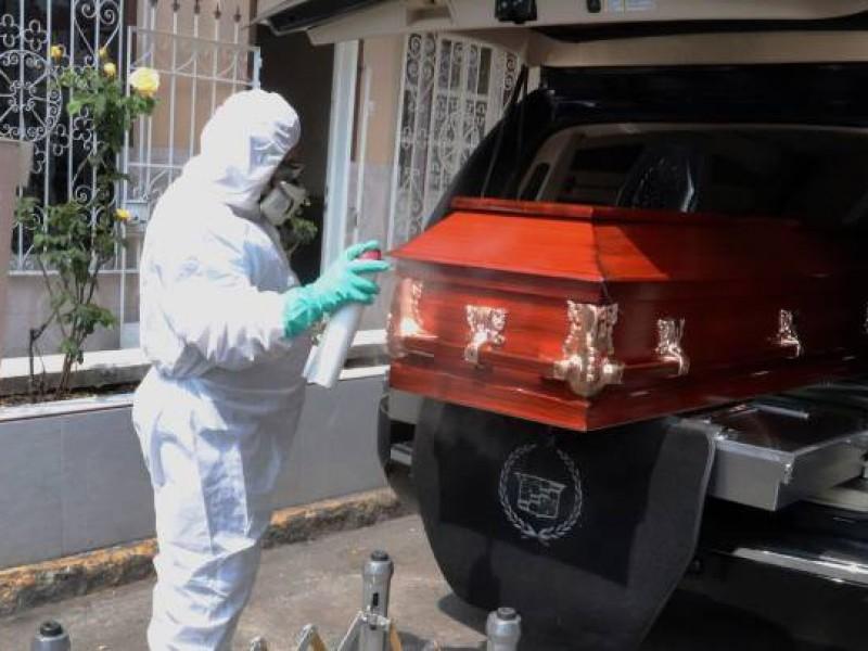 Colima registra más muertes por Covid que el mes anterior