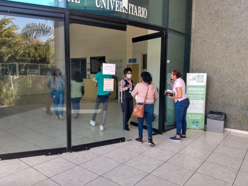Colima registró primer lugar nacional en ocupación hospitalaria