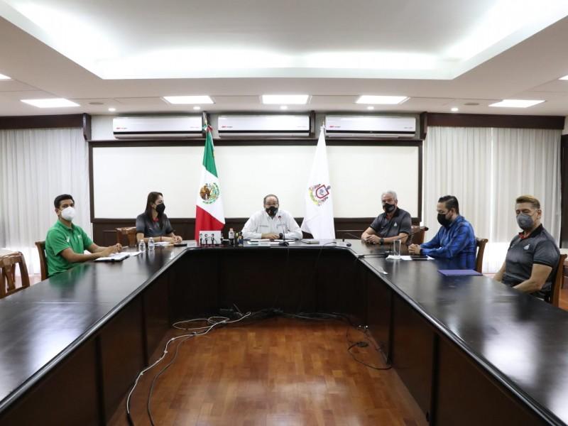 Colima será sede de la Copa Continental Voleibol