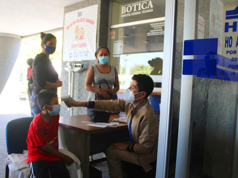 Colima sigue en amarillo, pero con tendencia al anaranjado: Salud