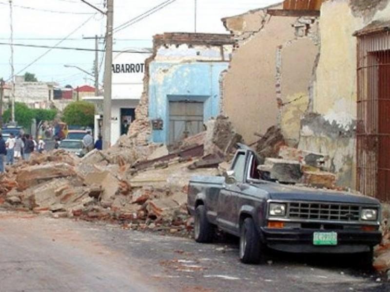 Colima tiene en promedio tres sismos diarios