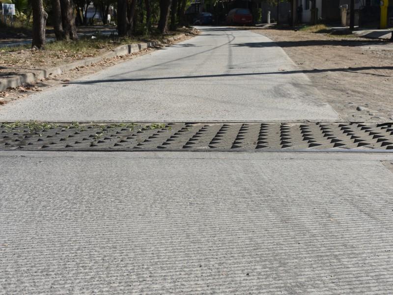 Colocarán concreto hidráulico en avenida Gil Cabrera
