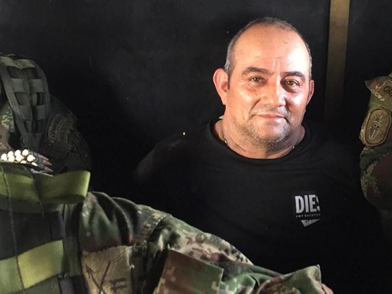 Colombia captura a Otoniel, su narco más buscado