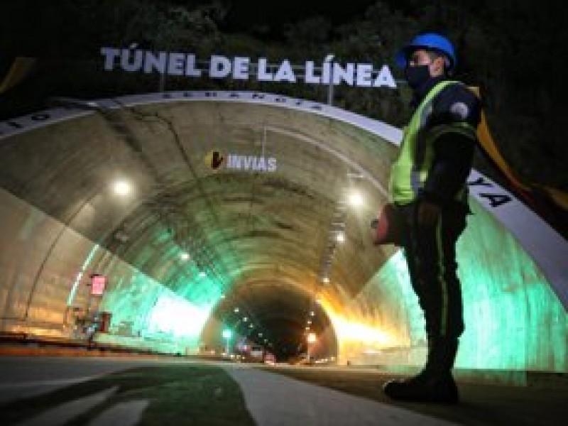 Colombia inaugura túnel La Línea, el más grande de Latinoamérica