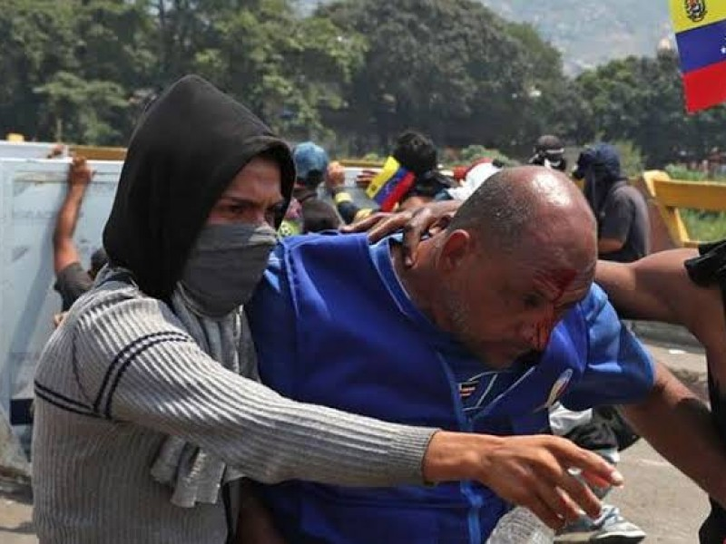 Colombia reporta 285 heridos en incidentes en frontera