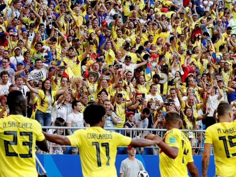 Colombia se clasifica como líder del grupo H