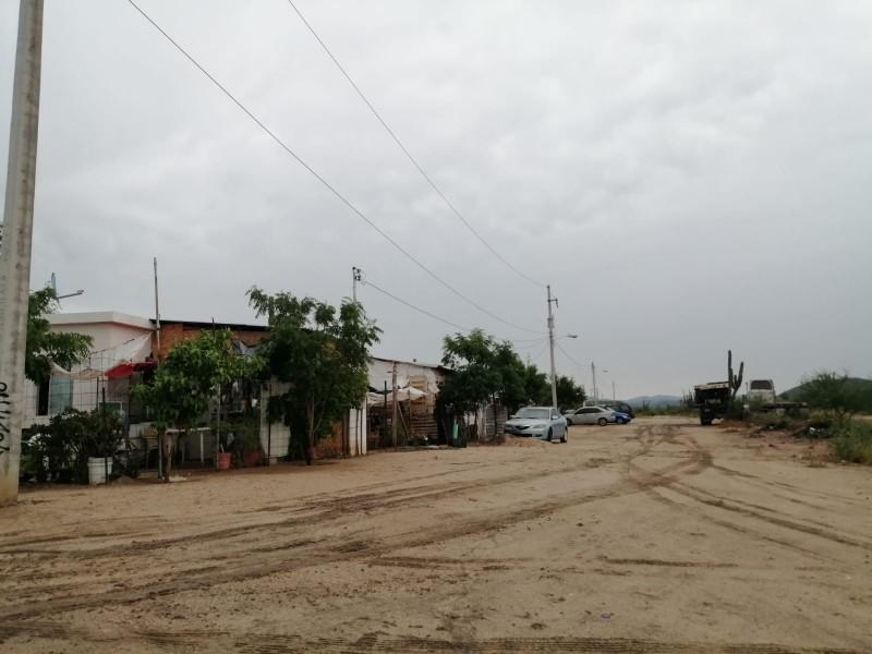 Colonia La Pasión podría quedar incomunicada por las lluvias