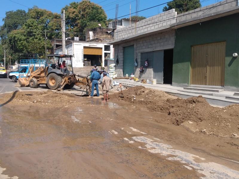 Colonias de Salina Cruz se quedan sin agua potable