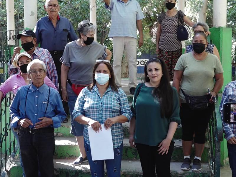 Colonos denuncian a personal del Ayuntamiento de Lerdo