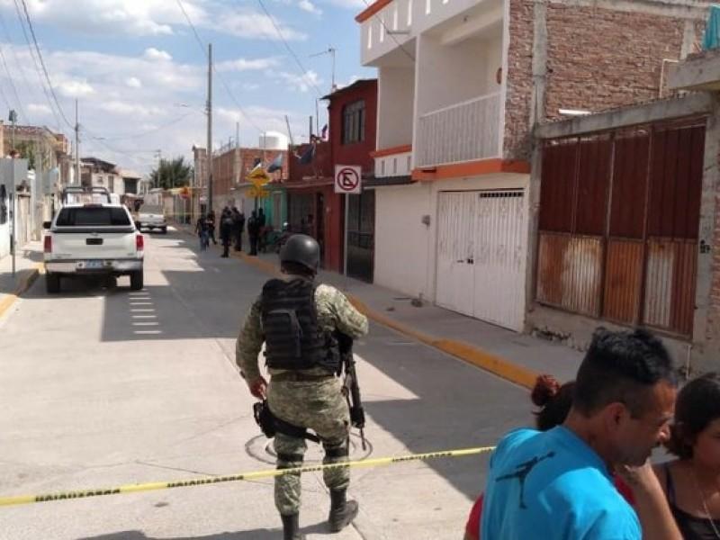 Comando armado ejecuta 10 personas en Guanajuato