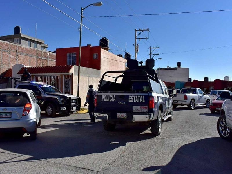 Comando ejecuta a 8 personas en Zacatecas