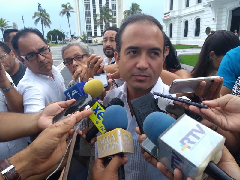 Comenzará a operar policía municipal de Veracruz