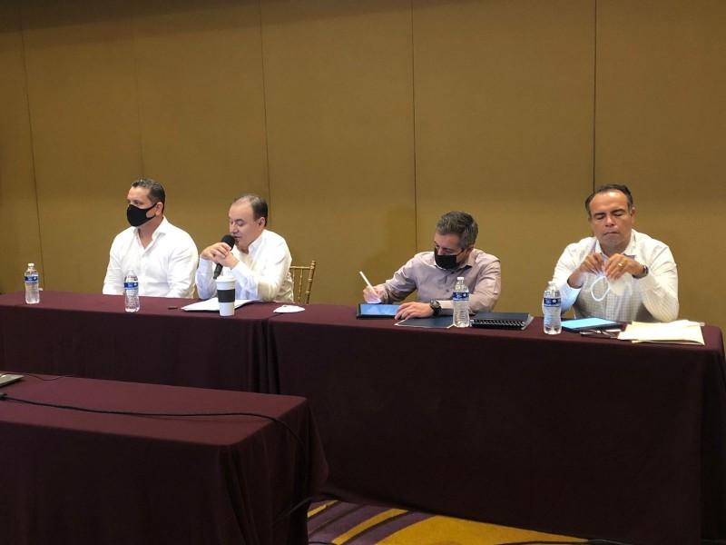 Comenzará rescate de infraestructura educativa en Sonora: Durazo