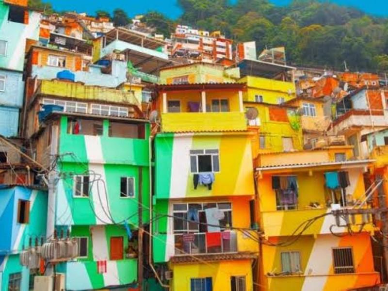 Comenzará vacunación masiva en favelas de Río de Janeiro