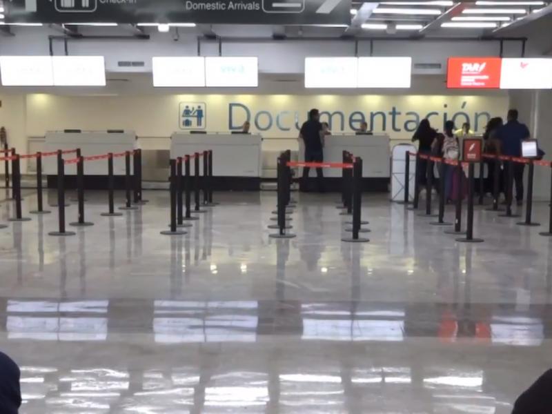 Comenzarán a realizarán pruebas de COVID-19 en el Aeropuerto