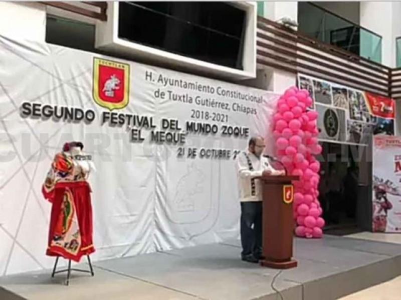 Comenzó 2o Festival Zoque