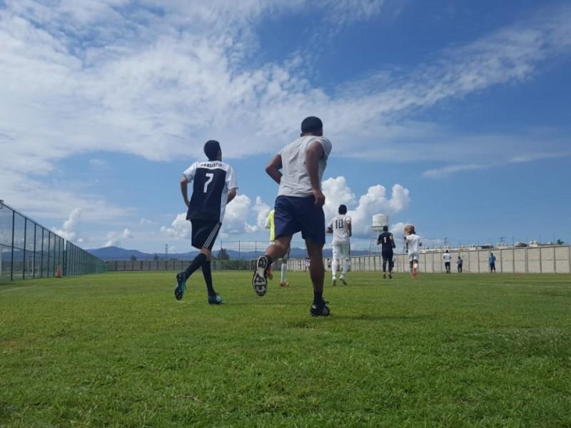 Comenzó pruebas el Deportivo Nayarit