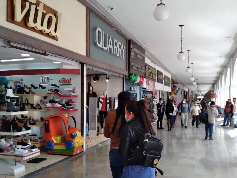 Comerciantes confían en la Feria del Alfeñique para incrementar ventas
