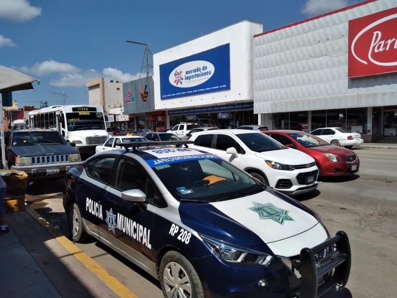 Comerciantes del centro de Guaymas siguen recibiendo llamadas de extorción