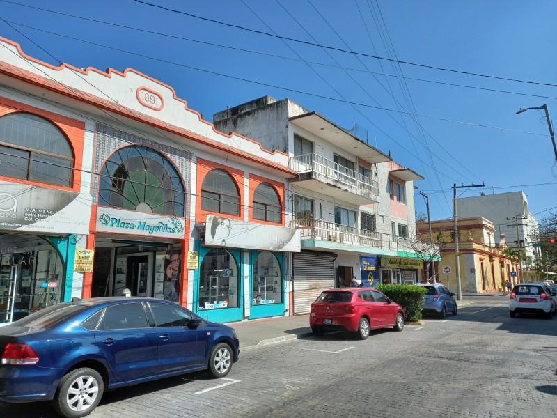 Comerciantes del centro de Veracruz piden reforzar seguridad