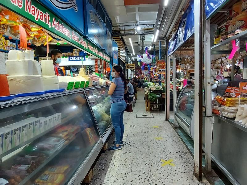 Comerciantes del centro histórico Tepic denuncian acoso y hostigamiento policial