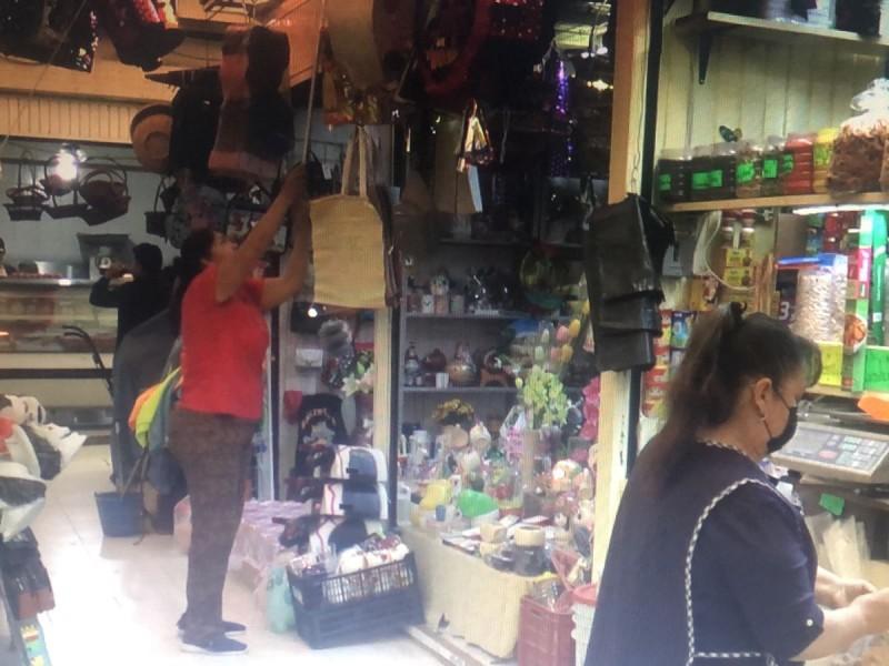 Comerciantes del Mercado Victoria esperan rehabilitación en nueva administración