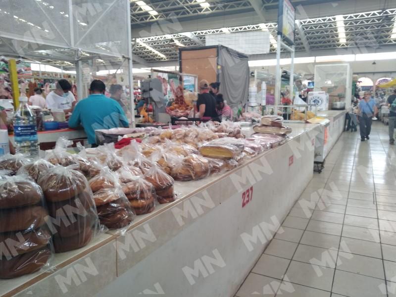 Comerciantes esperan repunte de ventas durante Día de Muertos