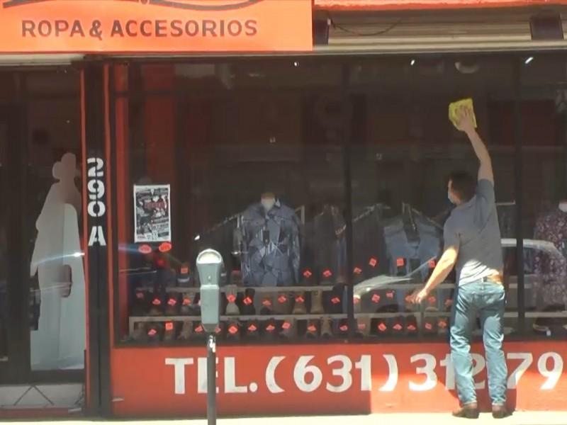 Comerciantes no soportarían un nuevo cierre total de negocios
