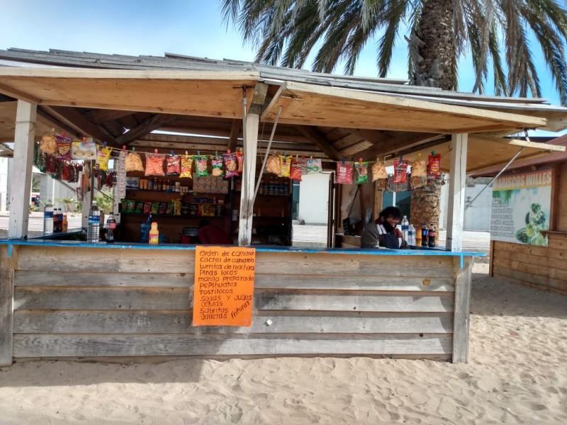 Comerciantes piden no cerrar las playas en Semana Santa