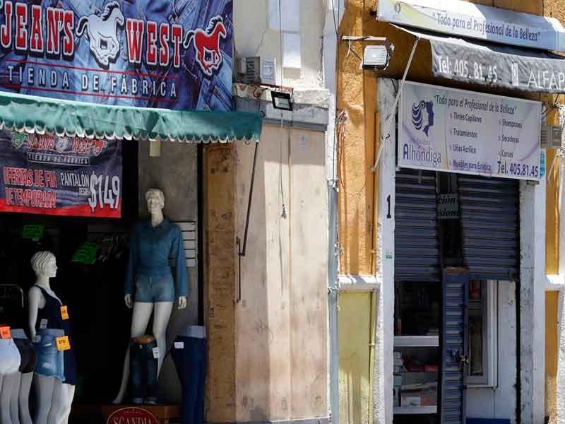 Comerciantes temen un tercer confinamiento ante ola de contagios