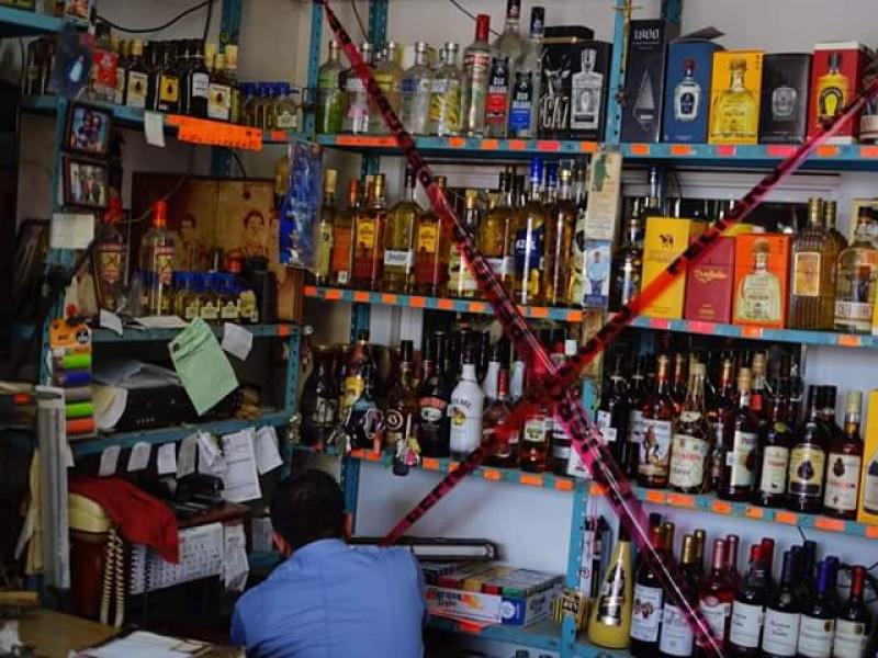 Comercios de Santiago, Ixtlán, y BADEBA violan medidas de seguridad