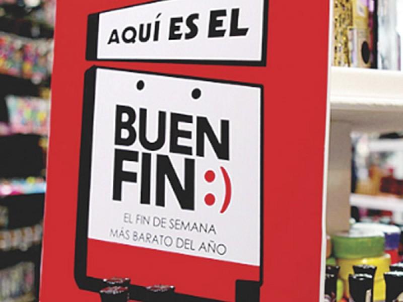 Comercios registran ventas del 50% durante Buen Fin