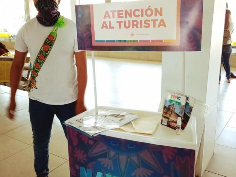 COMETT realiza promoción turística en Tepic