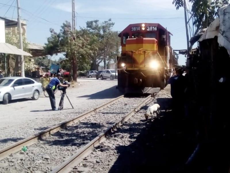 Comienza a circular el tren en Michoacán