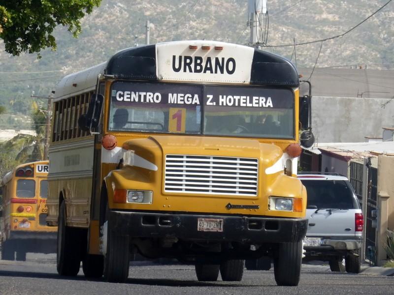 COMIENZA A OPERAR AL 100% EL TRANSPORTE PÚBLICO