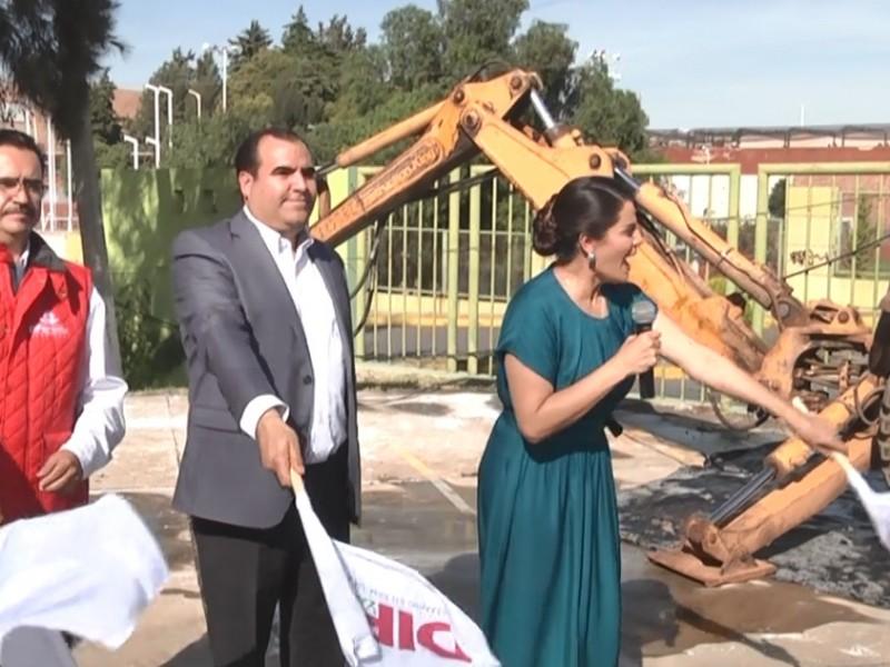 Comienza construcción de Ludoteca en Sedif