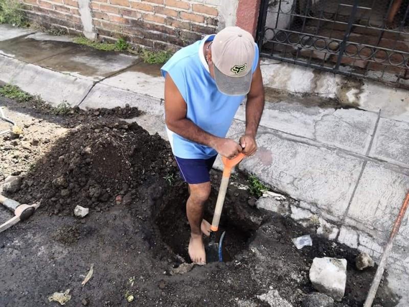 Comienza disgusto ciudadano por cortes de SIAPA debido a morosidad