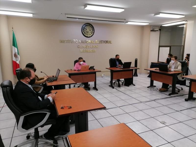 Comienza instalación de mesas receptoras para Consulta Popular