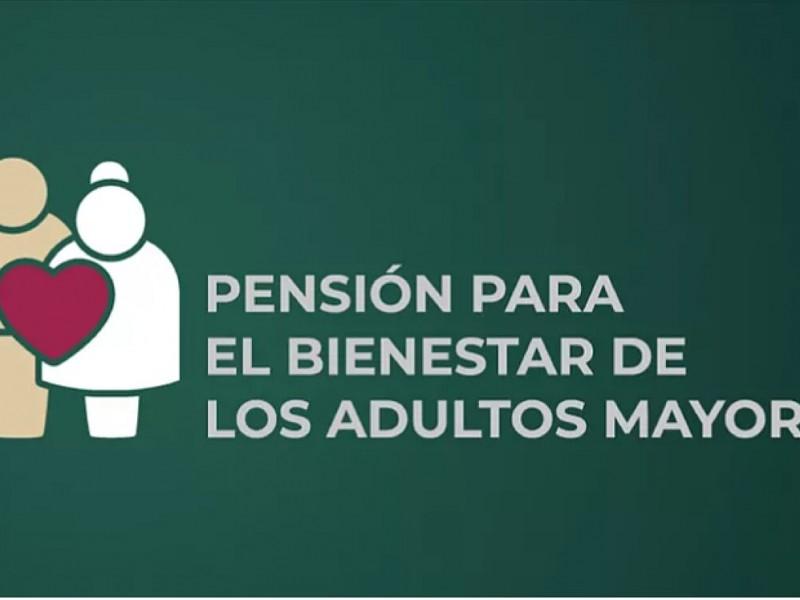 Comienza pago de pensiones del bienestar  para adultos mayores