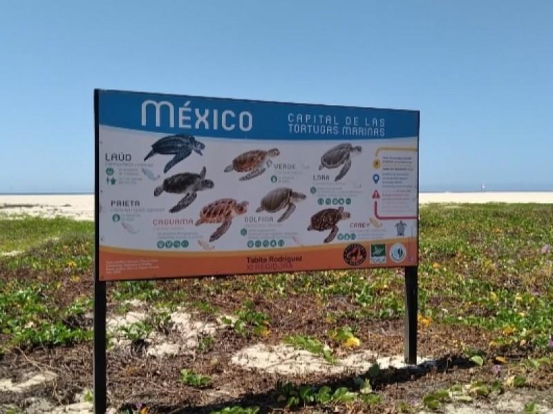 Comienzan a colocar señalética en el Estero Josefino