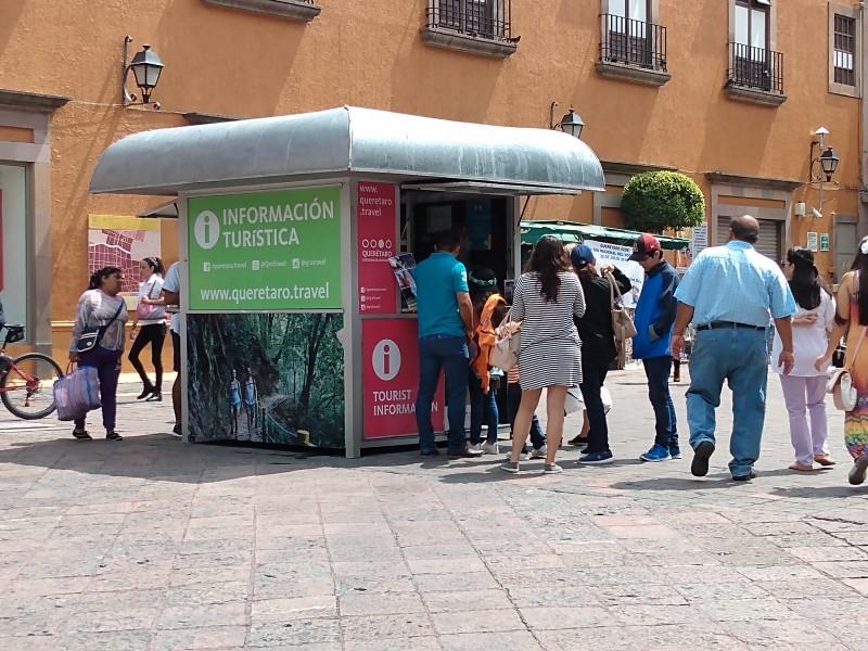 Comienzan a llegar turistas a Querétaro