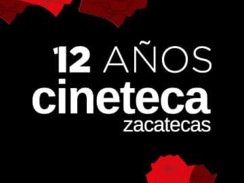 Comienzan actividades por 12º aniversario de la Cineteca Zacatecas