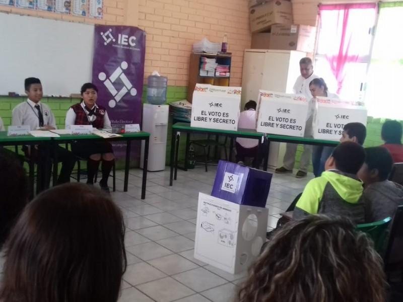 Comienzan elecciones de Niñas y Niños Difusores 2020 en Coahuila