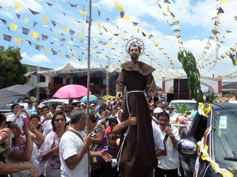 Comienzan festividades en Tonalá