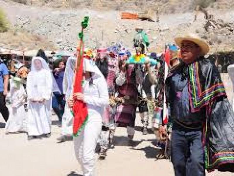 Comienzas las tradiciones yaquis por Cuaresma