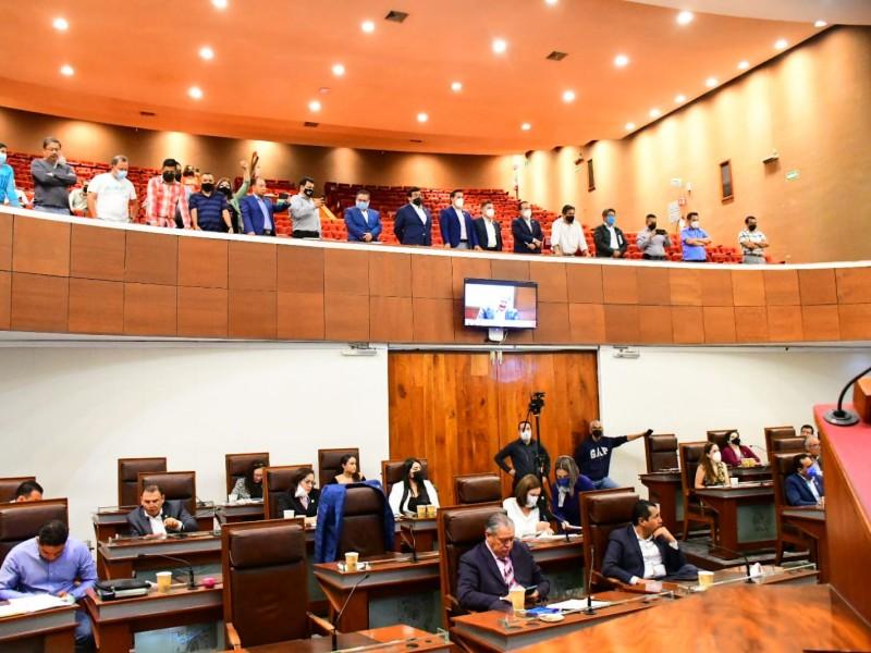 Comisión de Parlamento Abierto única encargada de dictaminar reforma Issstezac