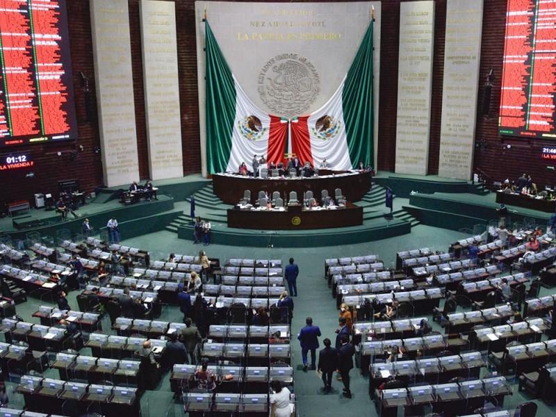 Comisiones del Senado aprueban ley de revocación de mandato