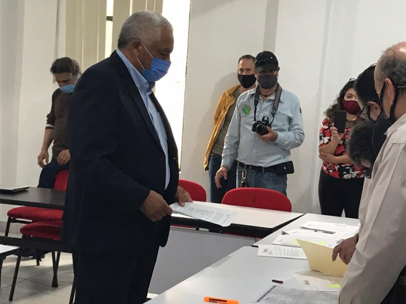 Comite Ejecutivo SPAUAZ registra cuarta plantilla para elecciones